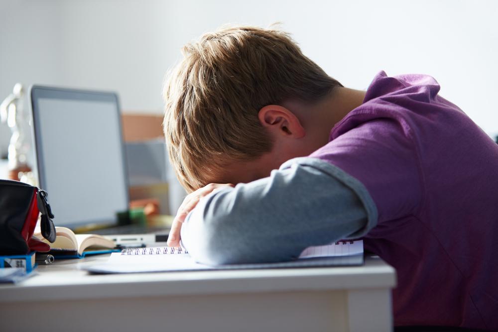 Desde el Colegio El Valle se trabaja contra el acoso escolar. De Monkey Business Images / Shutterstock.com.