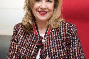 La directora del colegio El Valle, Begoña Méndez.