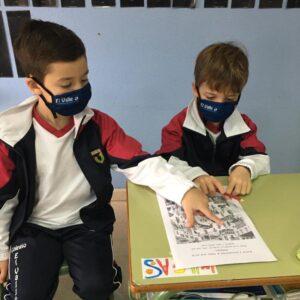 Cómo los alumnos de Primaria aprenden los atributos IB