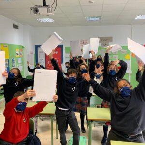 Cambridge certifica el excelente nivel de inglés de los alumnos del Colegio El Valle de Alicante
