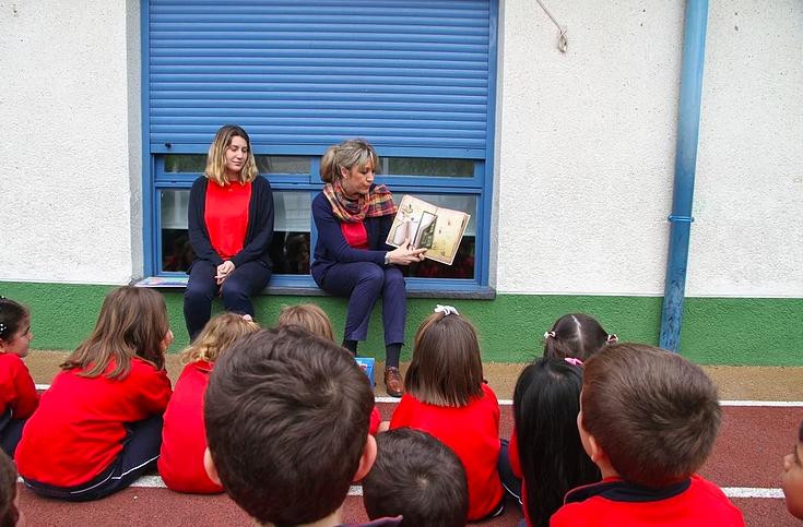 Educación Infantil ha organizado las Jornadas del Día del Libro.