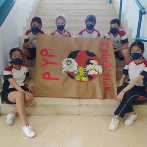 Los alumnos de 6º de EP presentan 'La Exposición' del PEP
